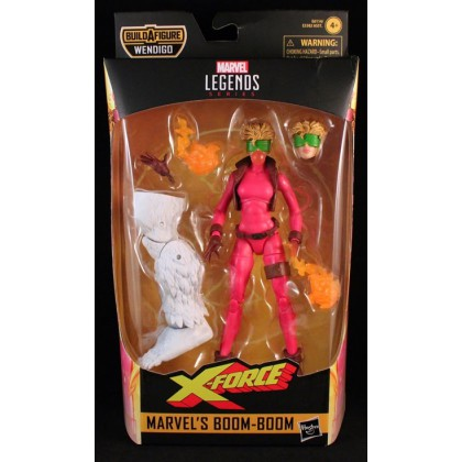 Marvel Legends Build a figure Windigo Marvel´s Boom-Boom