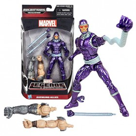 Marvel Legends Allfather Series Machine Man