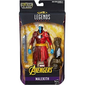 Marvel Legends Cull Obsidian Series Malekith