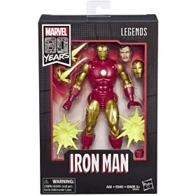 Marvel Legends Iron Man 80 Years