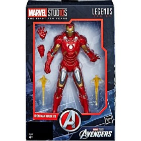 MARVEL LEGENDS 80 YEARS - IRON MAN