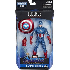 Marvel Legends Series Avengers Endgame Captain America