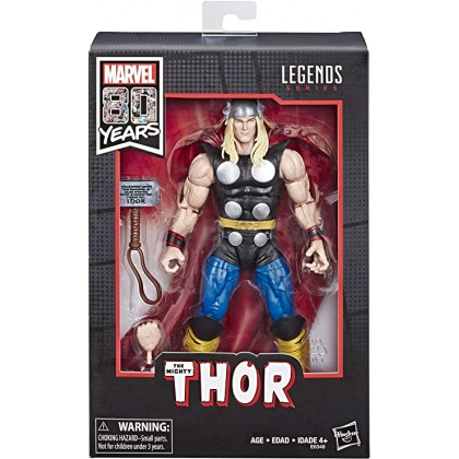 Marvel Legends Thor 80 Years