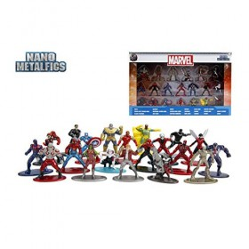 Nano Metalfigs Jada - Marvel