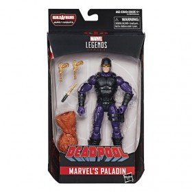 Marvel Legends Deadpool Series Build Marvel's Sasquatch - MARVEL`S PALADIN