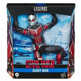 Marvel Legends Civil War Captain America Giant-Man