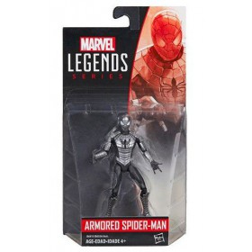 Marvel Legends 3 3/4-Inch 2016 Wave 3 Case - Armored Spider-Man