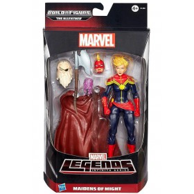 Avengers Marvel Legends Infinite Wave 1 - Captain Marvel