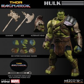 Hulk (Thor Ragnarok) One:12 Collective