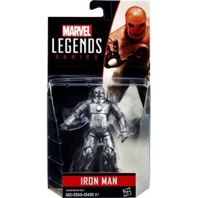 Marvel Legends 3 3/4-Inch 2016 Wave 3 Case - Iron Man