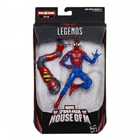 Marvel Legends Spider-Man House of M