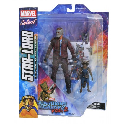 Star-Lord  Guardians of the Galaxy Vol. 2 Marvel Select