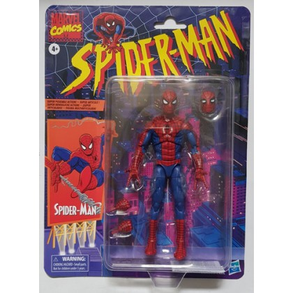 Marvel Legends Retro Collection Spider-Man