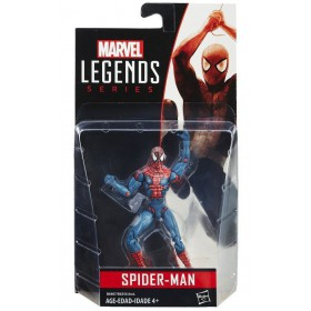 Marvel Legends 3 3/4-Inch 2016 Wave 3 Case - Spider-Man