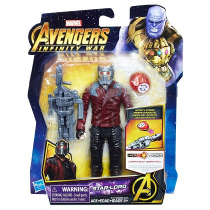 AVENGERS INFINITY WAR HERO VISION - STAR-LORD