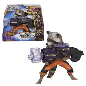 Guardians of the Galaxy Big Blastin Rocket Raccoon