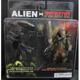 Alien vs Predator Pack Set