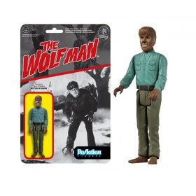 ReAction: UNIVERSAL MONSTERS - The Wolfman - 3 3/4