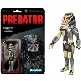 ReAction: Predator - Attacked Mode - 3 3/4