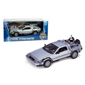 Back to the Future DeLorean II Time Machine Die-Cast Vehicle 1:24