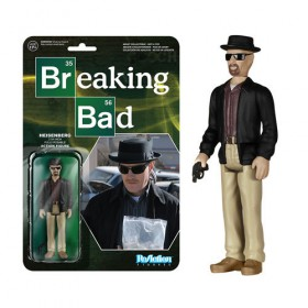 Breaking Bad Heisenberg  ReAction 3 3/4-Inch Retro