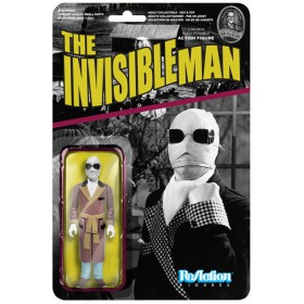 ReAction: UNIVERSAL MONSTERS - The Invisible Man - 3 3/4