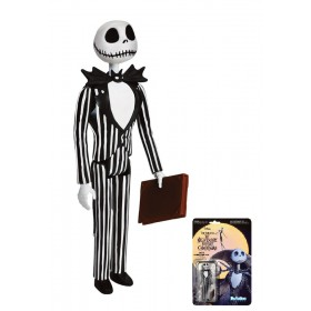 ReAction: The Nightmare Before Christmas: Jack Skellington - 3 3/4
