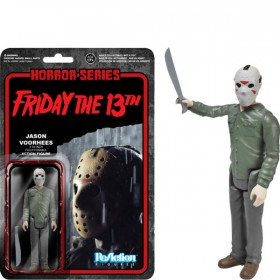ReAction Friday The 13th - Jason Voorhees - 3 3/4