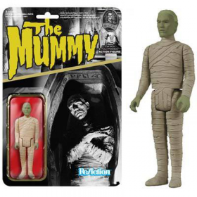 ReAction: UNIVERSAL MONSTERS - The Mummy - 3 3/4