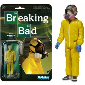 Breaking Bad Jesse Pinkman Cook  ReAction 3 3/4-Inch Retro