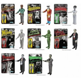 Universal Monsters ReAction 3 3/4-Inch Retro