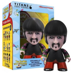 "THE BEATLES EXCLUSIVE 4.5"" - SGT PEPPER - RINGO"