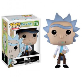 Pop! - Rick and Morty - Rick