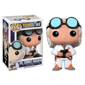Pop! - Back to the Future - Dr. Emmett Brown