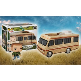 Pop! Rides - Breaking Bad - The Crystal Ship