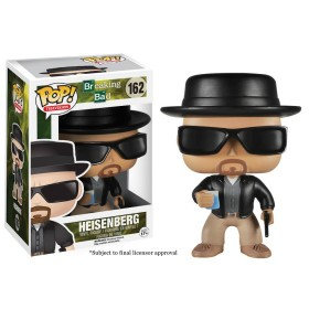 Pop! - Breaking Bad - Heisenberg