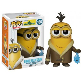 Pop! - Minion - Bored Silly Kevin