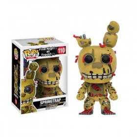 Pop! - Five Night´s at Freddys - Springtrap
