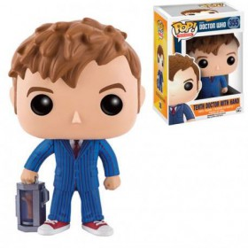 Pop! - Dr. Who -Tenth Doctor with hand