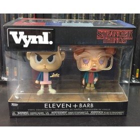 Set Vynl Stranger Things - Eleven/Barb