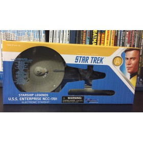 Star Trek U.S.S. Enterprise NCC-1701 (con luces y sonidos)