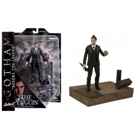 "GOTHAM TV SERIES 1 (BATMAN) THE PENGUIN OSWALD COBBLEPOT 7""  DIAMOND SELECT"