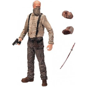 The Walking Dead Serie 7 - The Walking Dead TV Serie 13 cm - Hershel Greene