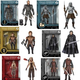 Legacy Collection Figures - Game of Thrones Series 1 - SET OF 6