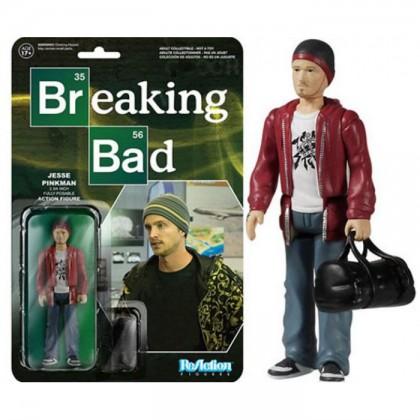 ReAction Breaking Bad Jesse Pinkman 3 3/4-Inch Retro