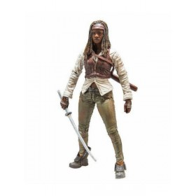 The Walking Dead Serie 7 - The Walking Dead TV Serie 13 cm - Michonne
