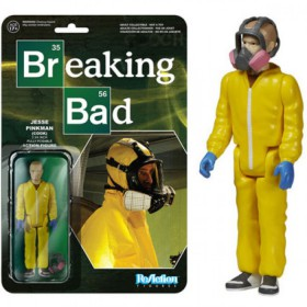 Breaking Bad Jesse Pinkman Cook  3 3/4-Inch Retro ReAction