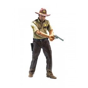 The Walking Dead Serie 7 - The Walking Dead TV Serie 13 cm - Rick Grimes
