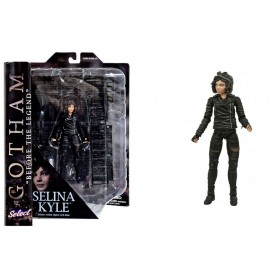 "GOTHAM TV SERIES 1 (BATMAN) SELINA KYLE CATWOMAN 7""  DIAMOND SELECT"