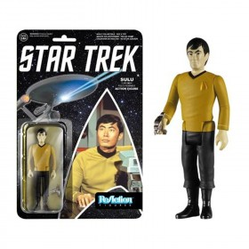 ReAction Star Trek - Sulu 3 3/4 Retro